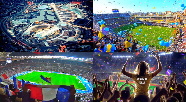 PES 2017 New Stadium Preview untuk PTE Stadium