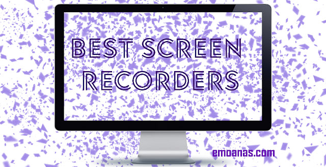 Top 3 Screen Recorders for PC