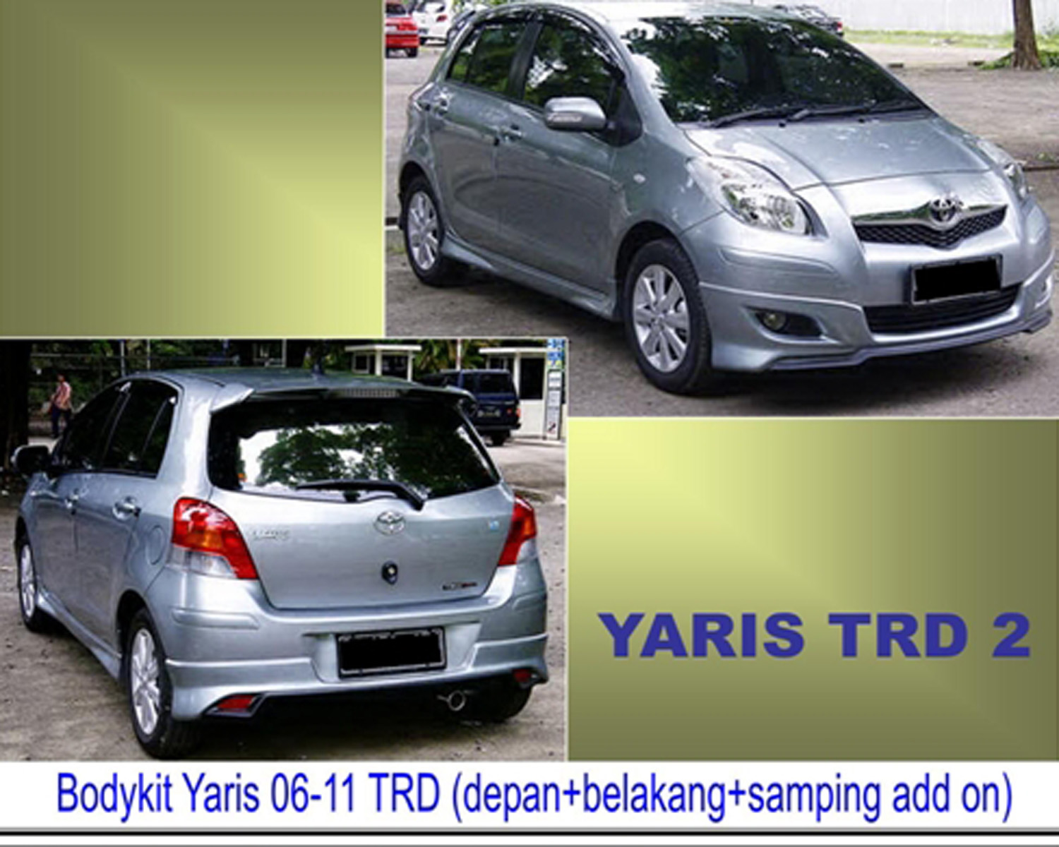 all new yaris trd pilih grand avanza atau veloz download 86 body kit mobil terupdate modispik motor