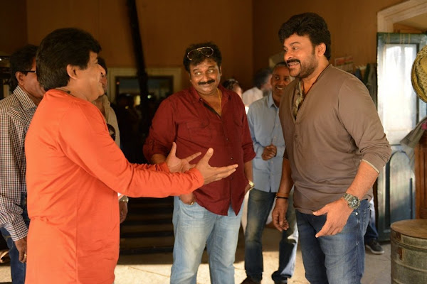 chiru 150 film shooting launch