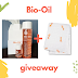 Bio-Oil, not just for stretch marks! Plus #giveaway
