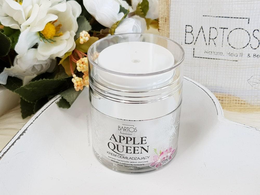 Bartos Apple Queen krem odmładzający opinie