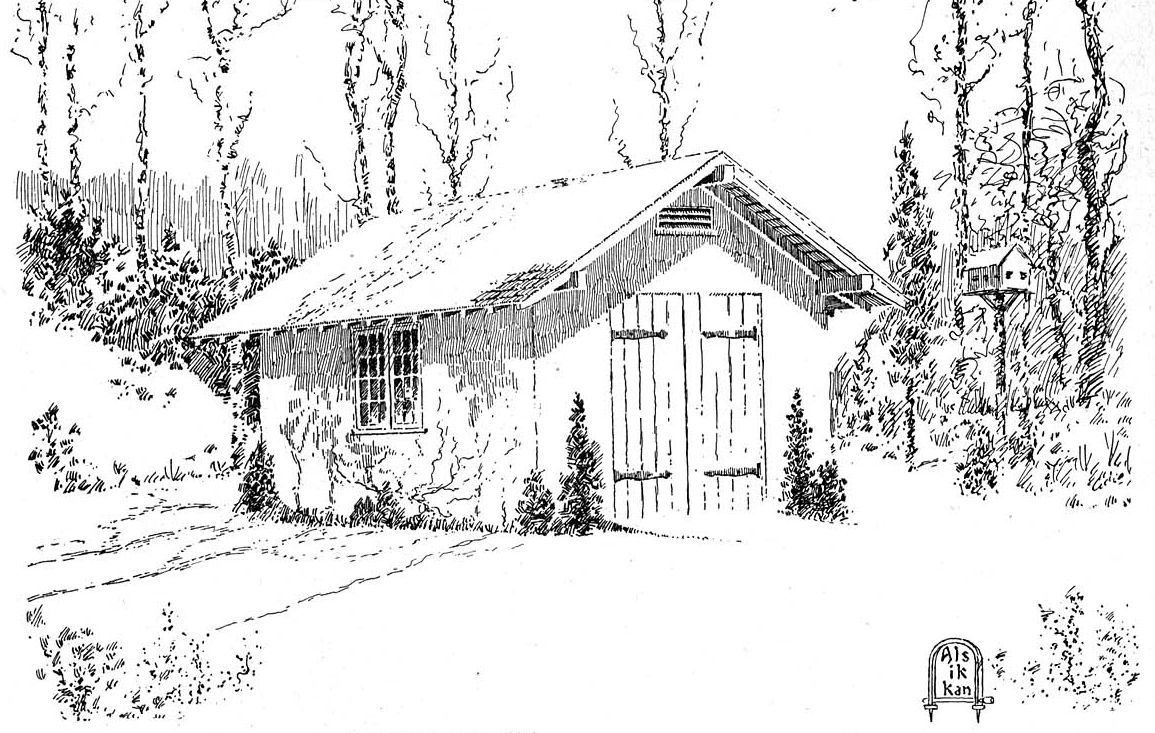 Laurelhurst Craftsman Bungalow: Historic Garages