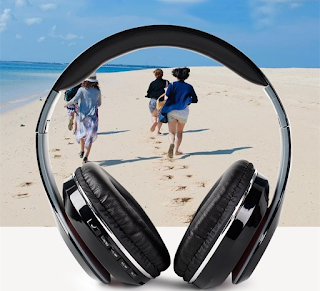 CUFFIE SENZA FILI WIRELESS