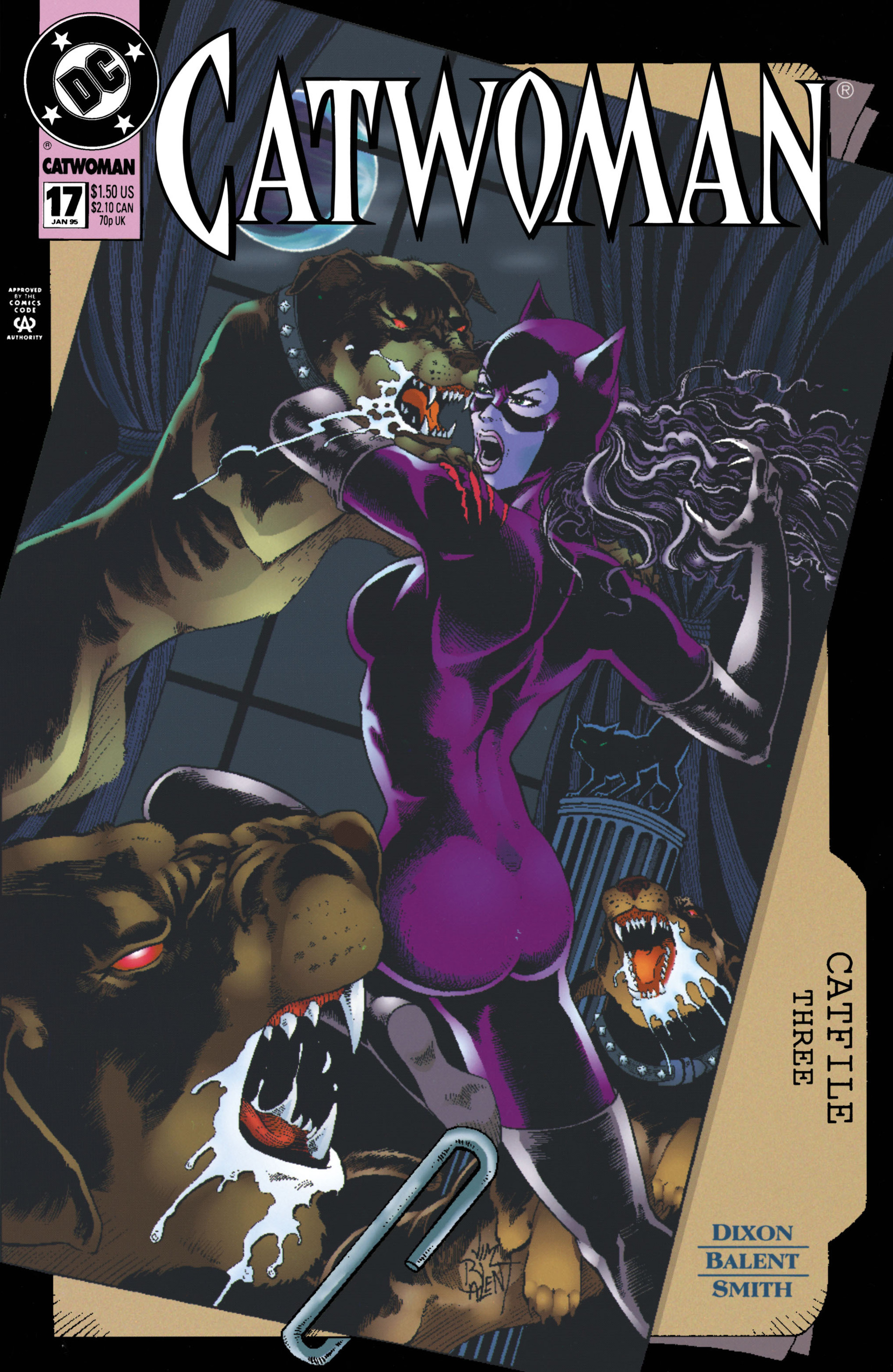 Catwoman (1993) Issue #17 #22 - English 1