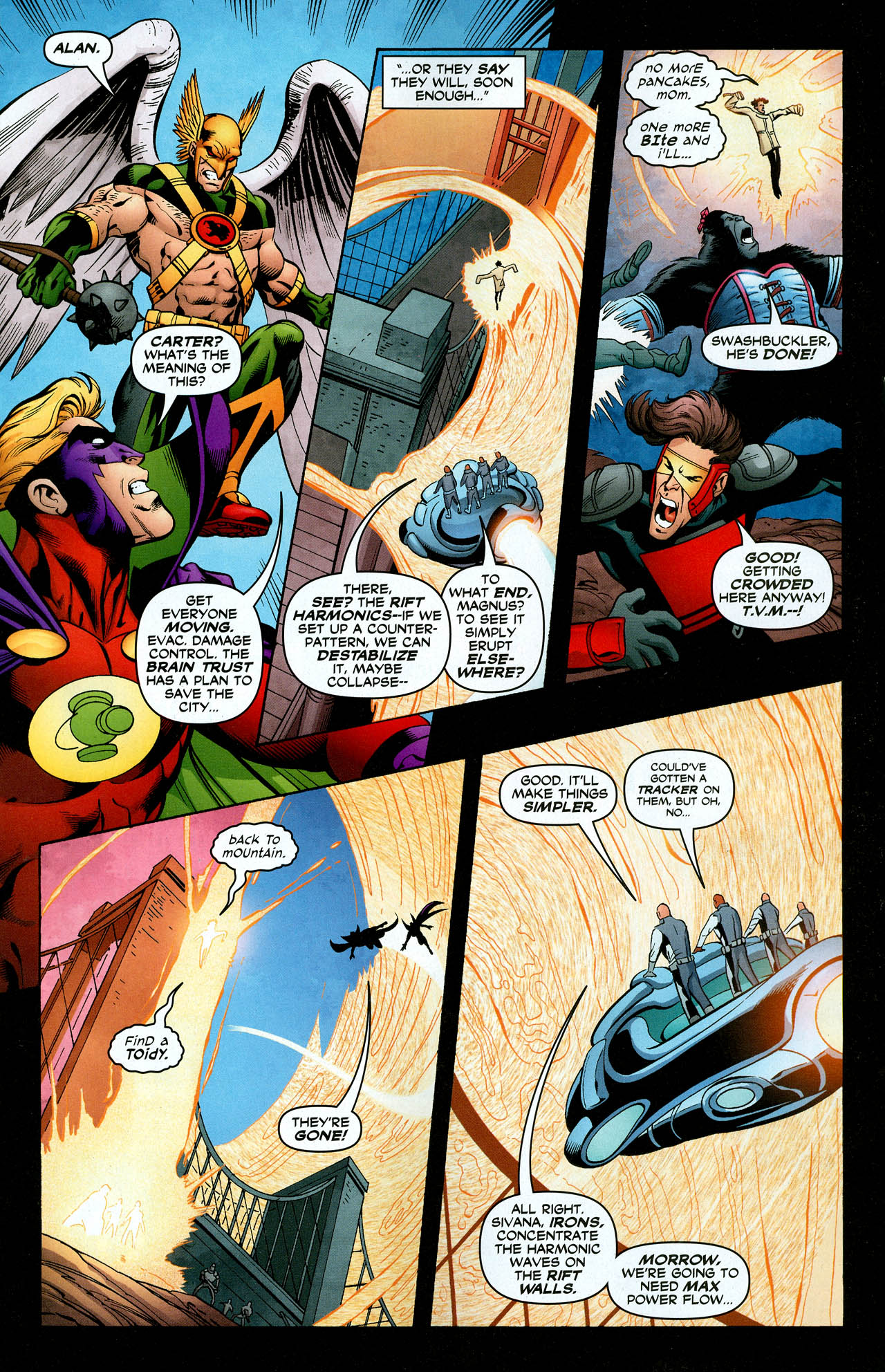 Read online Trinity (2008) comic -  Issue #29 - 26