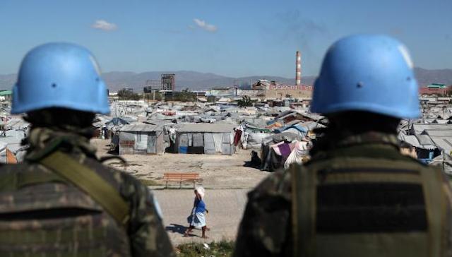 La ONU reconoce que cascos azules abusan de menores en el Congo