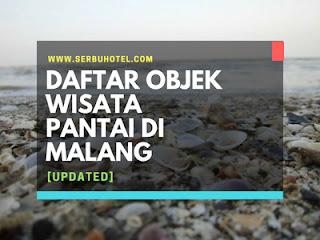 Daftar Objek Wisata Pantai Di Malang