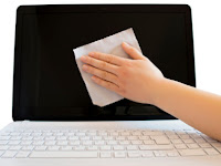 Tips Membersihkan Keyboard dan Layar Laptop
