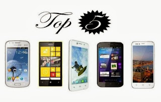 A non-biased list of top 5 best budget smartphones under Rs. 10,000 to buy right now in India.
