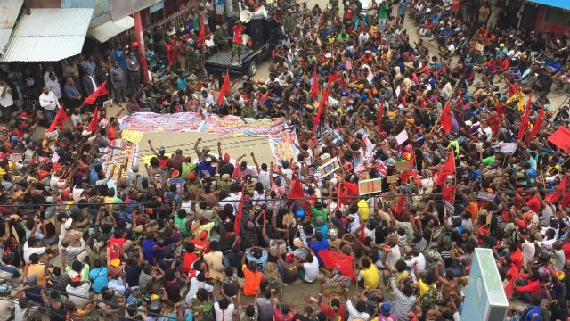 ULMWP: Senjata Untuk Melawan Indonesia adalah Persatuan; Selamat atas Kongres II KNPB