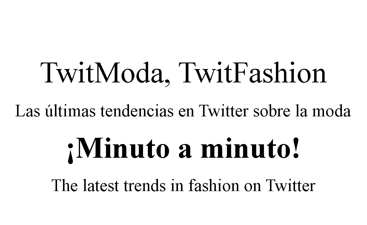 6b6262be TwitModa, Blogs de Moda, Blogueras, Bloggers, Tendencias,Personal ...