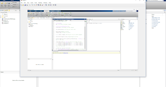 Taking a Screenshot (Screen Capture) using MATLAB Code