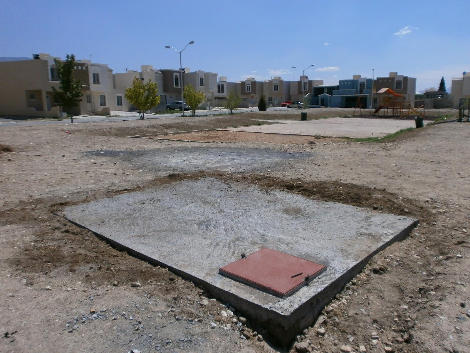 Construccion de aljibe o cisterna de concreto y armado de for Cisternas de cemento