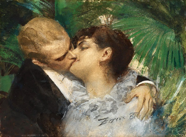 the kiss by kate chopin meaning