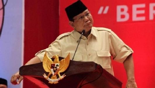 TKN Jokowi: Serang Media, Prabowo Berwatak Otoriter!