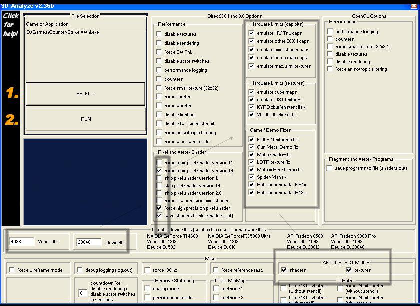 Download 3d analyzer free.