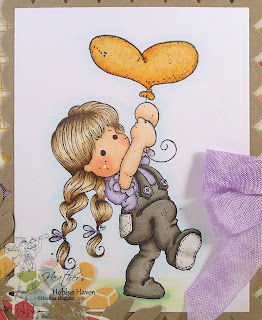Heather's Hobbie Haven - Up, Up and Away Card Kit