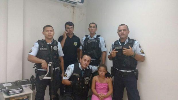 Criança sequestrada em João Pessoa foi achada com muita fome e disse ter sido espancada