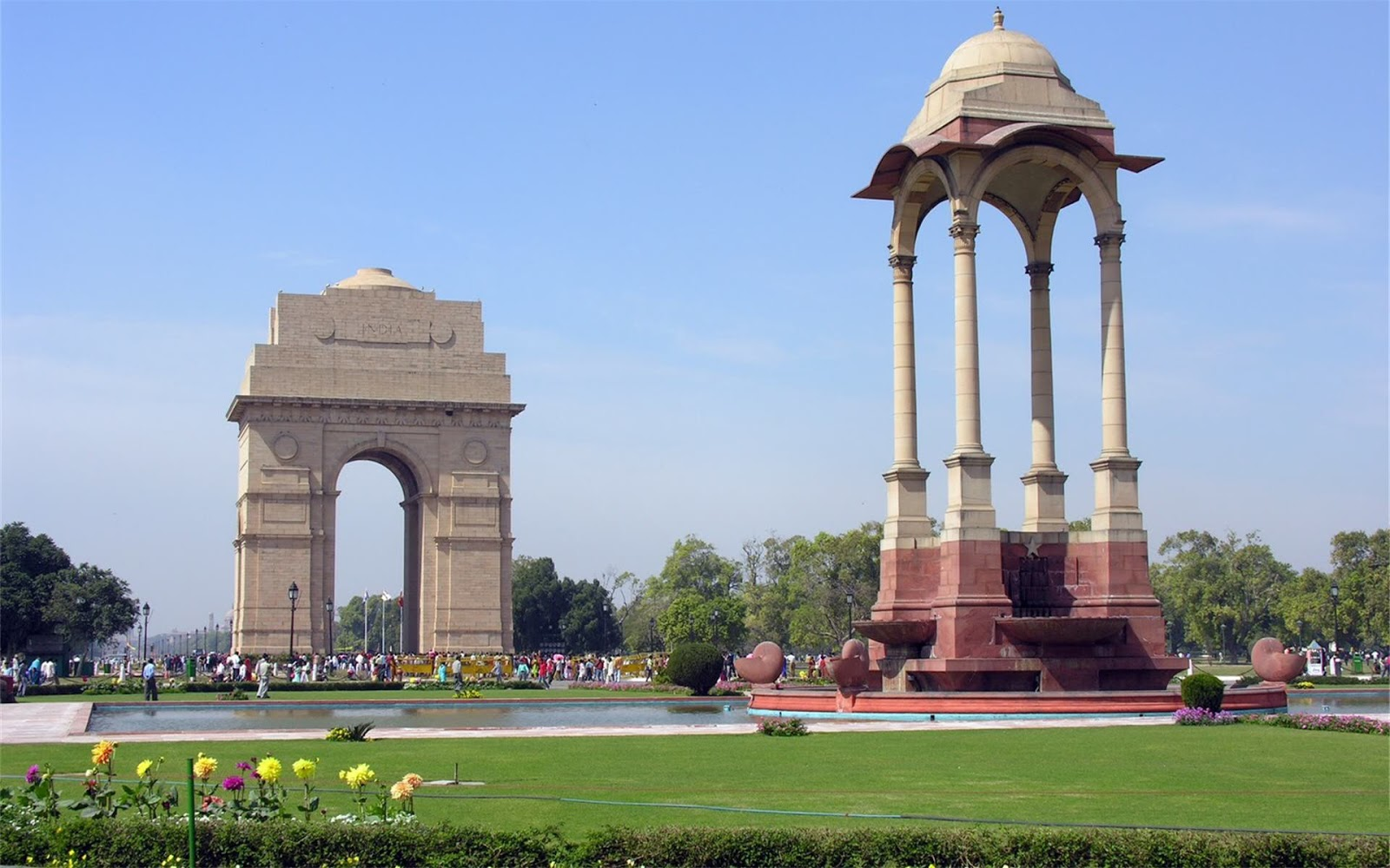 Free Download Wallpaper HD : india gate delhi high ...