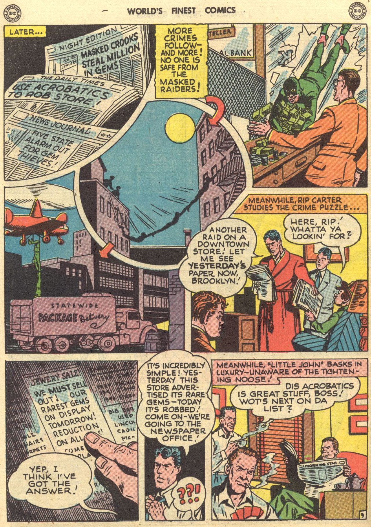 Read online World's Finest Comics comic -  Issue #28 - 37