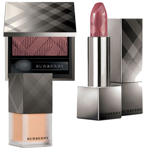 burberry maquillaje
