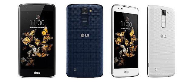LG K8 Marshmallow - Harga dan Spesifikasi lengkap Terbaru 2016