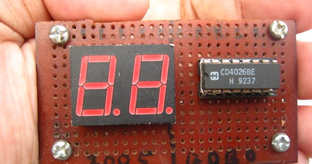 Timer With Alarm Circuit P Marian 4060 Timers
