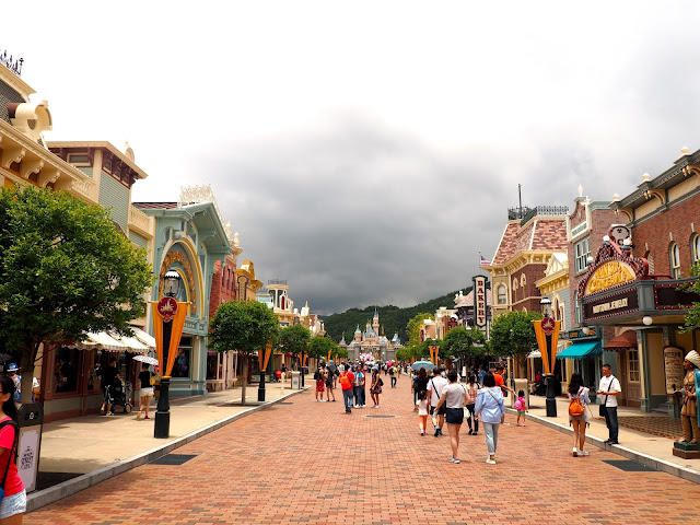 Main Street USA | Disneyland Hong Kong