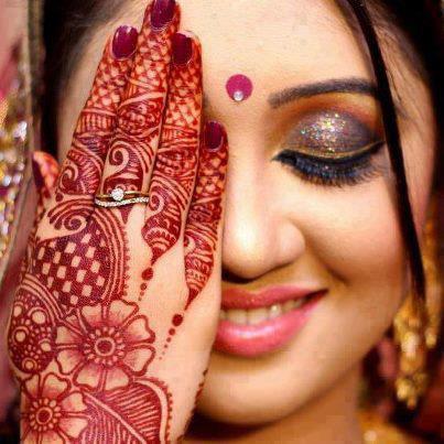 Indah Henna Design Warna Dan Daya Tahan Henna Di Kulit