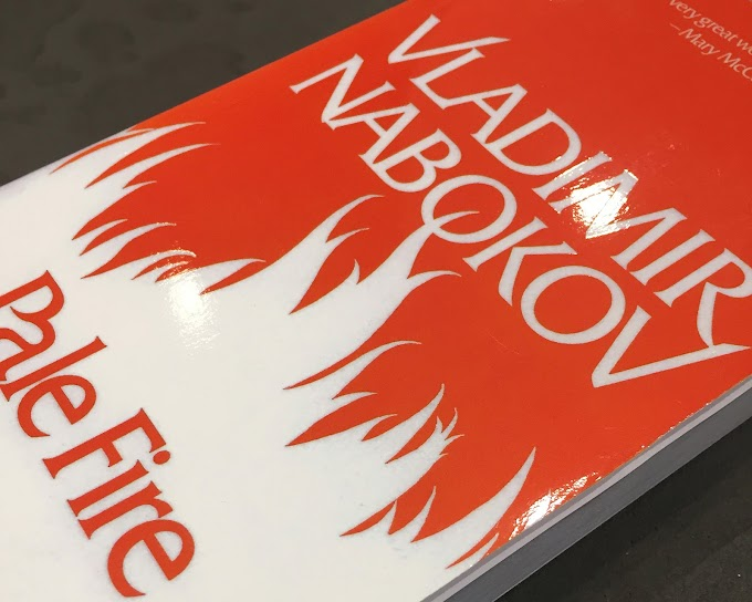Pale Fire Vladimir Nabokov Reproduction Book (re-print) Blade Runner: 2049