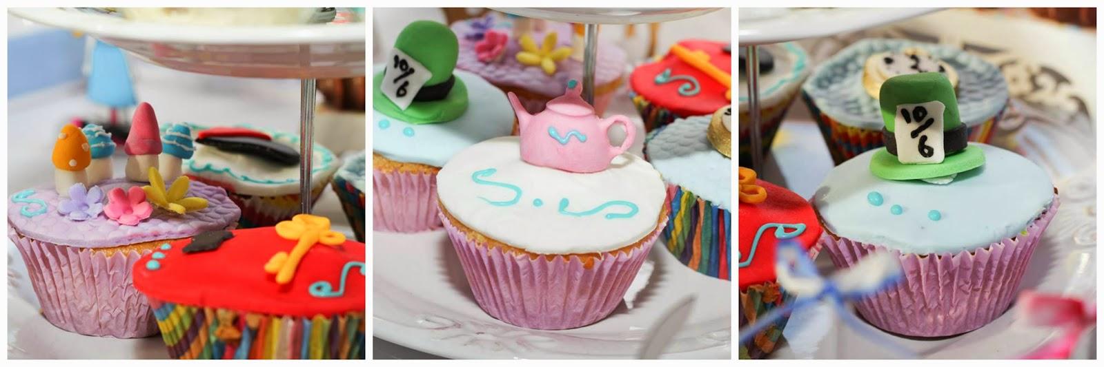 cha-tarde-tema-alice-pais-maravilhas-cupcakes