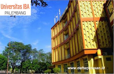 Daftar Fakultas dan Jurusan UIBA Universitas IBA Palembang