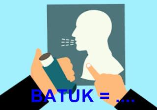 Nilai Kata BATUK pada Soal Nomor 11 USBN Matematika SD/MI 2019 (Kunci Jawaban dan Pembahasan)