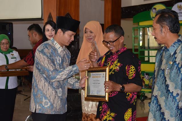 Beberapa UPZ Dapatkan Award dari BAZNAS Trenggalek