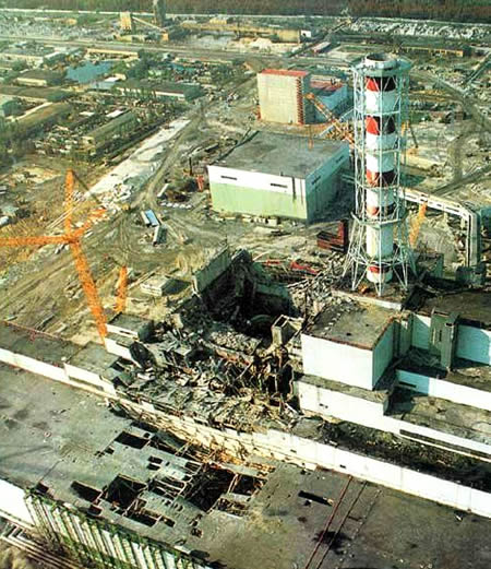 Environmental Disasters: chernobyl