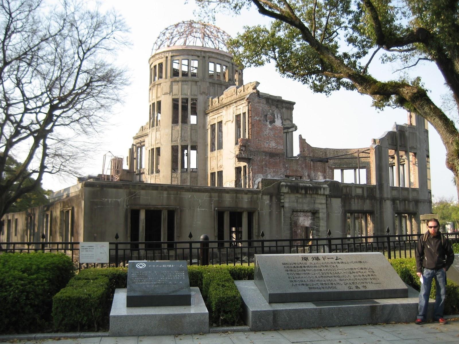 Patrimonio de la Humanidad en Asia y Oceanía. Japón. Memorial de la Paz de Hiroshima.