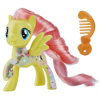 My Little Pony the Movie All About Fluttershy Brushable