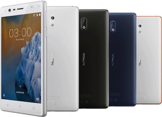 Nokia 3, 5 Dan 6 Special Edition Telah Resmi Di Perkenalkan, Ini Ia Jeroannya 15