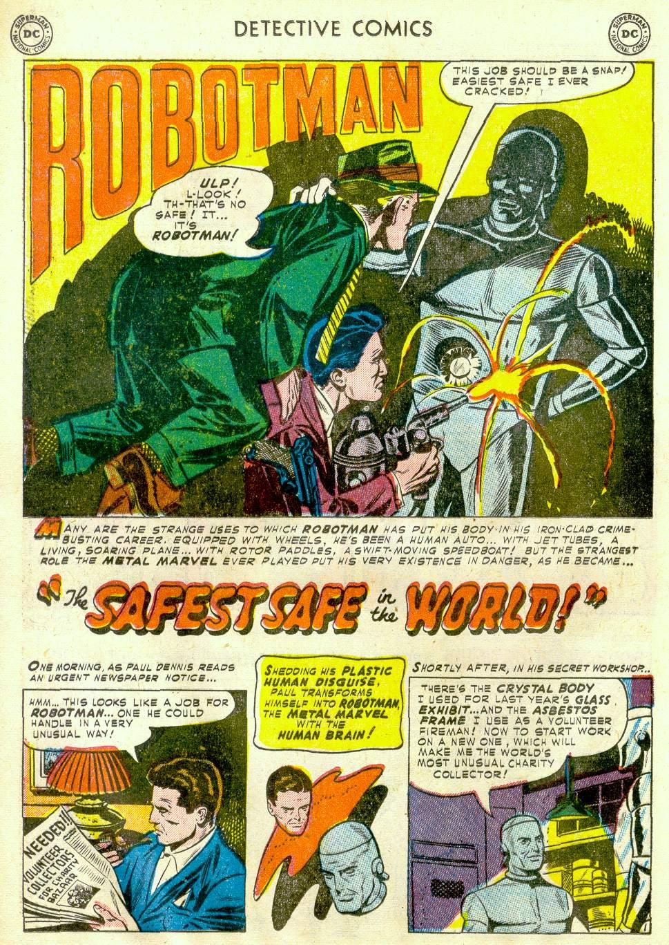 Read online Detective Comics (1937) comic -  Issue #181 - 24