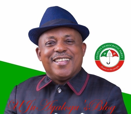 Ibori made Okowa become a governor from UK prison — Secondus