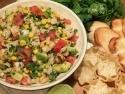 Corn and Shrimp Salsa
