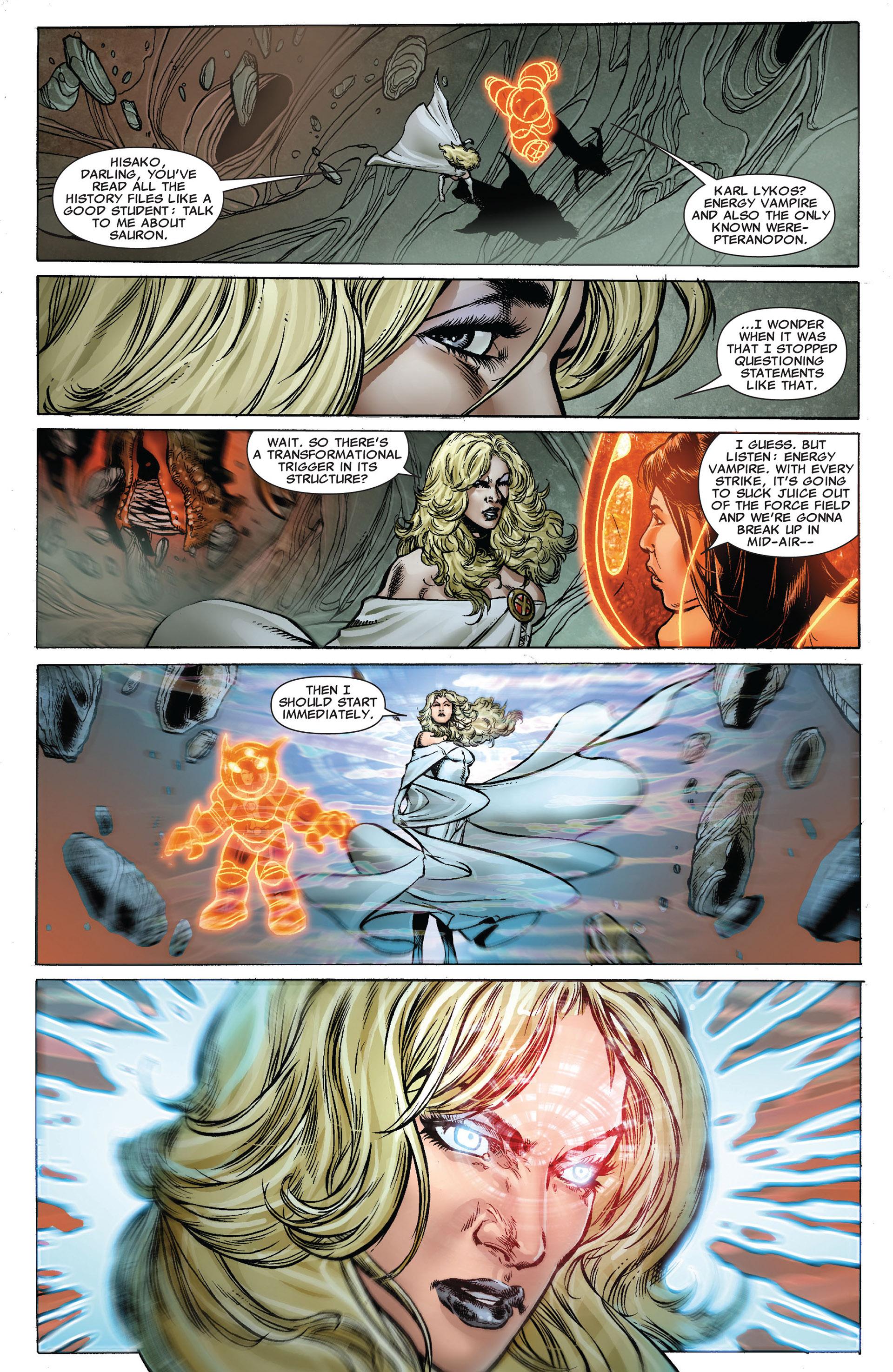 Read online Astonishing X-Men (2004) comic -  Issue #34 - 12