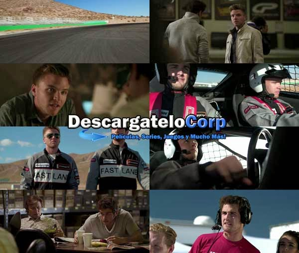 Descargar Born to Race Fast Track DVDrip Latino