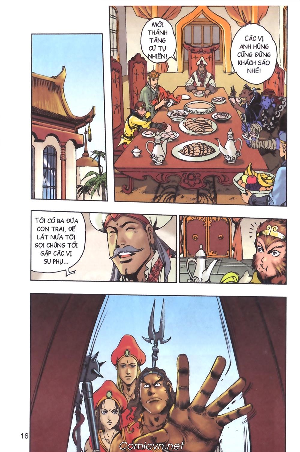 Tây Du Ký màu - Chapter 124 - Pic 13