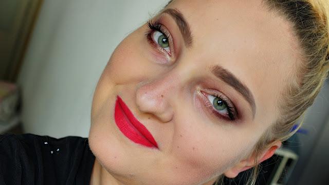 Makijaż bez kreski + NIGDY NIE OPALAJ NOSA!