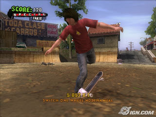 Tony Hawk's American Wasteland (PS2) 2005