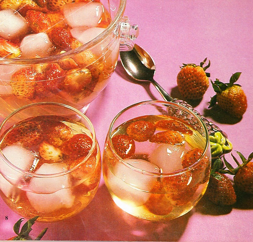 Manisan Buah Strawberry