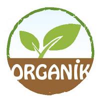 Organik tarımı anlatan bir logo çalışması