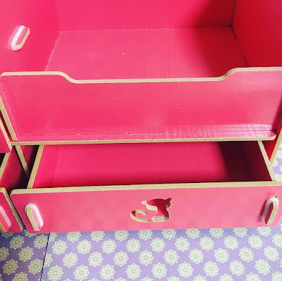 organizador, organizador maquillaje, organizador infantil, decoración,